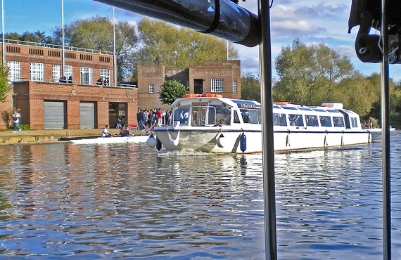 Boating Cruises in Oxford