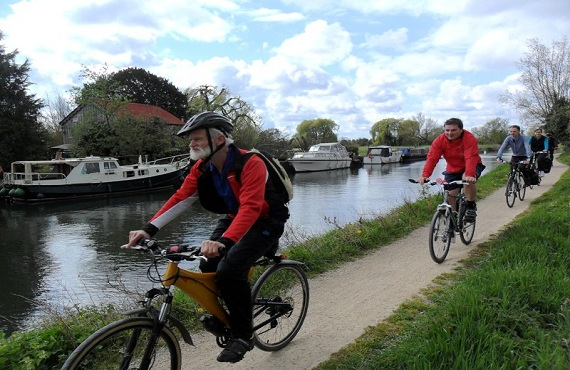 Cycling Tours in Oxford