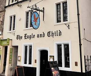 The Eagle & Child – Oxford