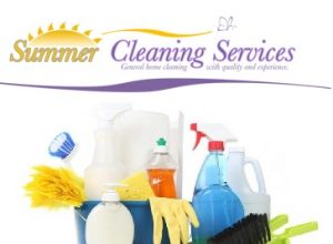 Summer Cleaning services