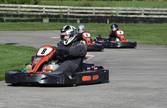 Karting in Oxford