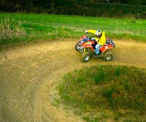 Banzai Events Quad Biking