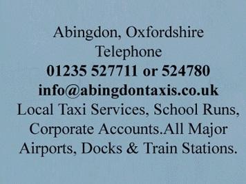 Auto Taxi Abingdon 2
