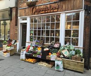 The Organic Deli Café