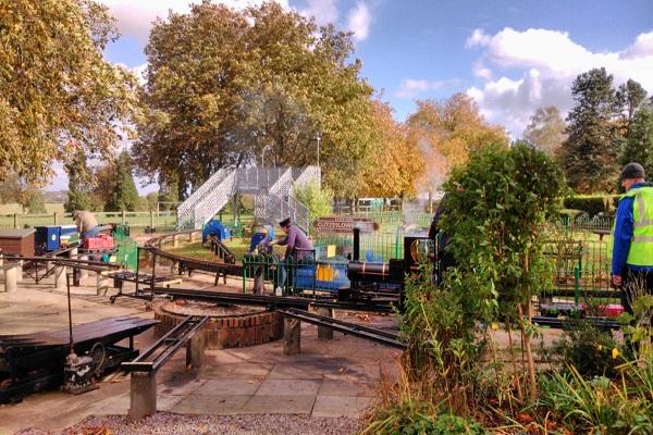 Cutteslowe & Sunnymead Park