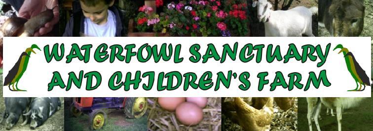 Waterfowl Sanctuary and Children's Farm