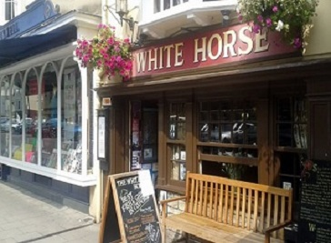 White Horse Oxford