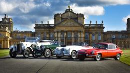 blenheim festival of cars