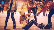 new year skate