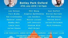 Fanatic Comedy Festival – Oxford