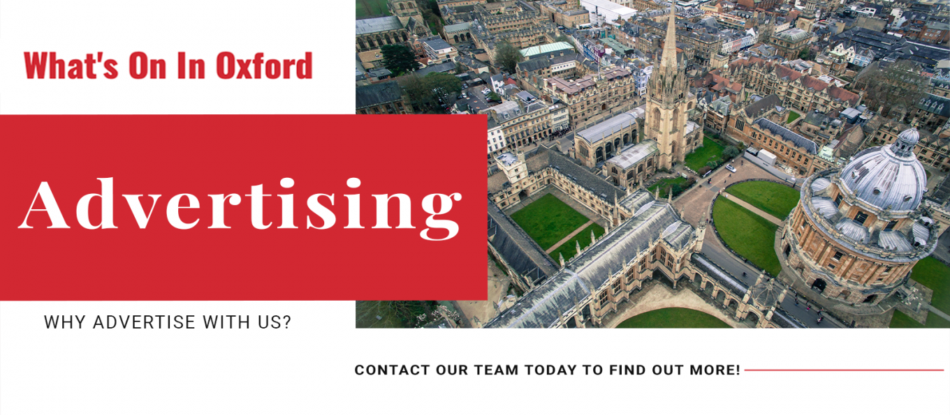 Advertise in Oxford
