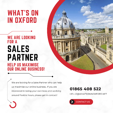 Whats On In Oxford